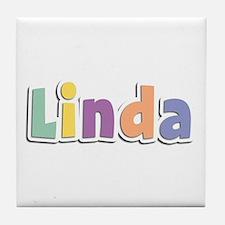 Linda Spring14 Tile Coaster
