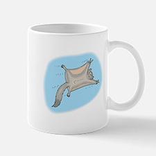 Funny Flying Squirrel Mug