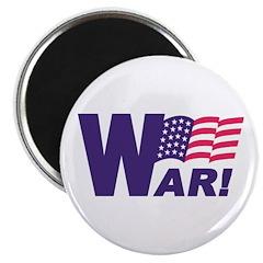 W-AR! Magnet (10 pack)