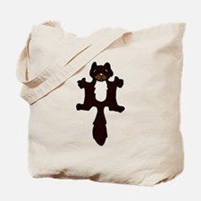 Cute Flying Squirrel Tote Bag