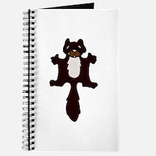 Cute Flying Squirrel Journal