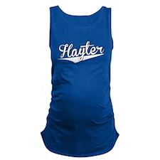 Hayter, Retro, Maternity Tank Top