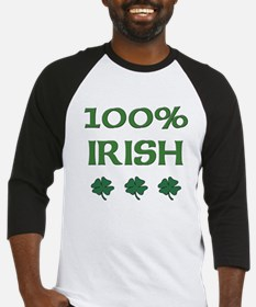 100% IRISH Baseball Jersey