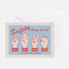 R-P-S-TS Greeting Card