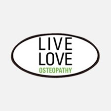 Osteopathy Patches