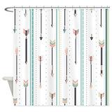 Arrow Shower Curtains