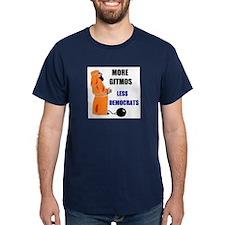 MORE GITMOS T-Shirt