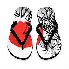 Asian Sunset Flip Flops