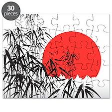 Asian Sunset Puzzle