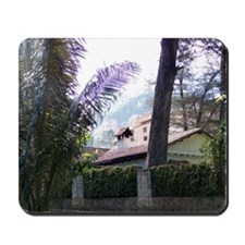 Museum Grounds Mousepad