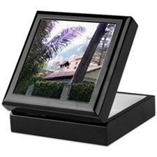 Museum Grounds Keepsake Box