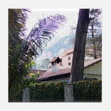 Museum Grounds Tile Coaster