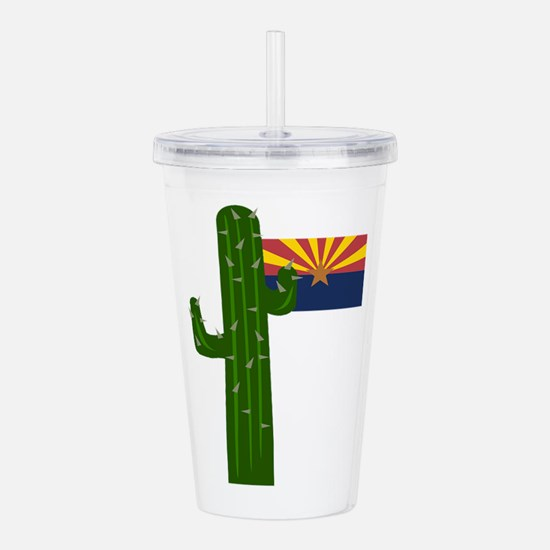 FOR ARIZONA Acrylic Double-wall Tumbler