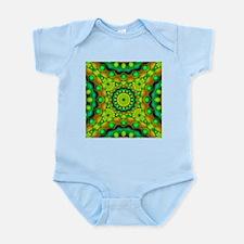 Cute Fluorescent Infant Bodysuit