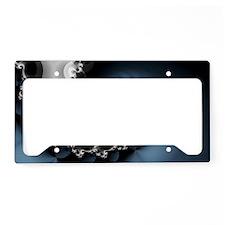 Scoop License Plate Holder