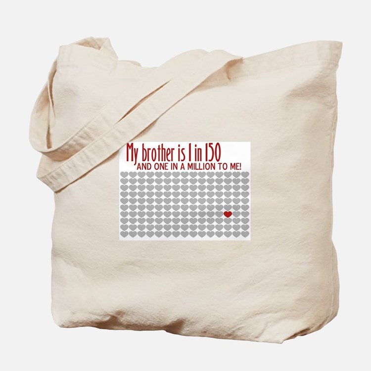 Autism - 1 in 150 Tote Bag