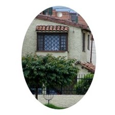 Bogota House Ornament (Oval)