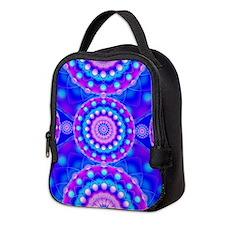 Tribal Mandala 4 Neoprene Lunch Bag