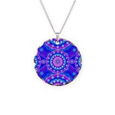 Tribal Mandala 4 Necklace