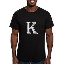 Fancy Letter K T-Shirt