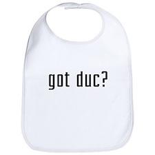 Got Duc? Bib