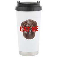 EAT ME cupcake Travel Mug