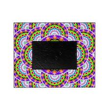 Tribal Mandala 5 Picture Frame