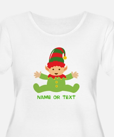 Elf in Traini T-Shirt