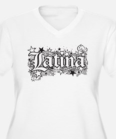Latina Plus Size T-Shirt