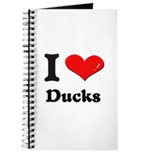 I love ducks Journal