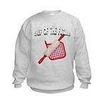 Baking Chef Of The Future Kids Sweatshirt