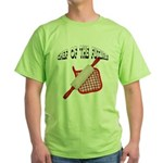Baking Chef Of The Future Green T-Shirt