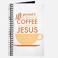 Coffee & Jesus Journal