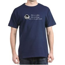 Give Me Coffee And Genealogy T-Shirt
