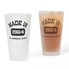 Made in 1964 Drinking Glass