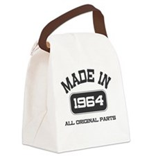 Made in 1964 Canvas Lunch Bag