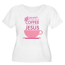 Coffee & Jesu T-Shirt
