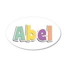 Abel Spring14 Wall Decal
