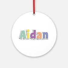 Aidan Spring14 Round Ornament
