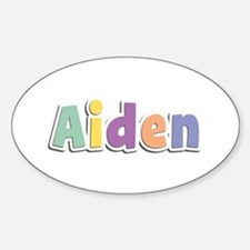 Aiden Spring14 Oval Decal