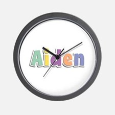 Aiden Spring14 Wall Clock