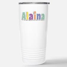 Alaina Spring14 Stainless Steel Travel Mug