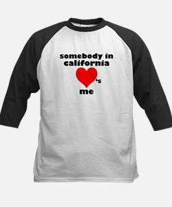 Somebody in California Tee