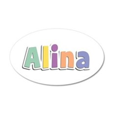 Alina Spring14 20x12 Oval Wall Decal