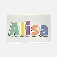 Alisa Spring14 Rectangle Magnet