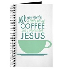Coffee & Jesus Journal