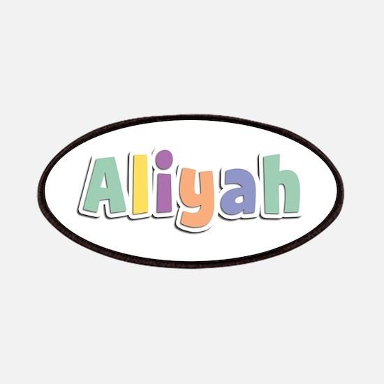Aliyah Spring14 Patch