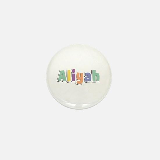 Aliyah Spring14 Mini Button