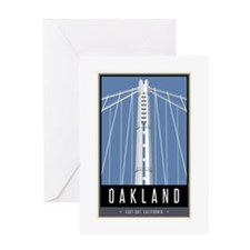 Oakland Greeting Card