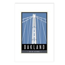 Oakland Postcards (Package of 8)